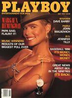 PLAYBOY MAY 1990 Tina Bockrath Margaux Hemingway Dave Barry Jennifer Tilly