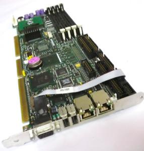 KONTRON PCI-949 PICMG PCI949 SCSI SBC LAN VGA BOARD CPU FULL SIZE PLC CARD ISA Y