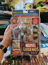Ultron (Legendary Rider Series) Action Figure Marvel Legends 2005