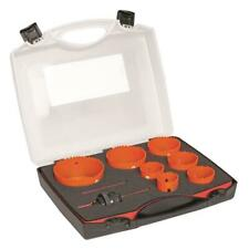 Jeu de scies trépans bimétalliques Bahco Sandflex® 35 - 83 mm 9 pcs.