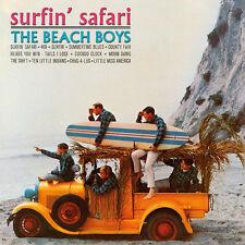 CD The Beach Boys : Surfin' safari (Stereo et Mono Version + Titres Bonus)