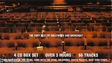 Now Thats Entertainment 4CD Classic Great BROADWAY, MOVIE Themes WESTERNS