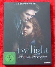Twilight Biss zum Morgengrauen, 2 Disc Fan Edition, DVD