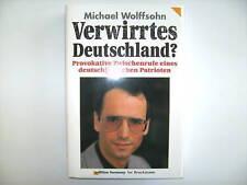 VERWIRRTES DEUTSCHLAND MICHAEL WOLFFSOHN