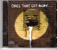 (DN595) Ones That Got Away, 13 tracks various artists - 1998 DJ CD