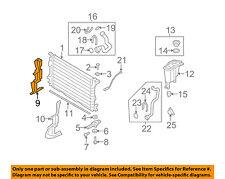 AUDI OEM 13-16 A4 Quattro 2.0L-L4 Radiator-Air Duct Right 8K0121284S