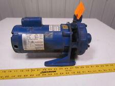 Goulds 1BF10712 3462 Centrifugal Pump 1x1-1/4-5 3/4HP 115/230V