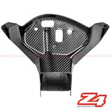 2009-2014 S1000RR Racing Upper Fairing Stay Gauge Bracket Mount Carbon Fiber