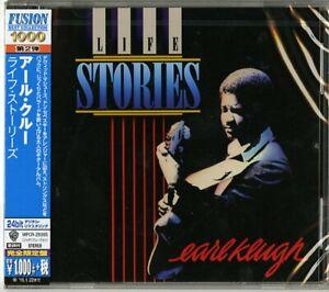Earl Klugh - Life Stories (CD) JAPAN W/OBI WPCR-28065