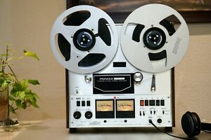 Vintage Pioneer RT-1011L Reel to Reel  Works perfectly Great condition