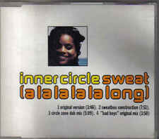 Inner Circle-Sweat La La La La Long cd maxi single