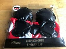 Disney Minnie Mouse Waterproof Shower Cap Reusable