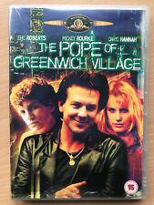 Eric Roberts Mickey Rourke Pope Of Greenwich Village 1984 Crime Classic UK DVD