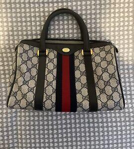 Vintage Gucci Tote Bag