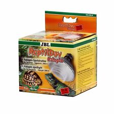 JBL ReptilDay Halogen 75W-Vollspektrum E27 Terrariumlampe Echsen Schildkröten