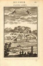 PERSIA (IRAN). Ruines de Chehel Minar (Takht-e Jamshid). Ruins. MALLET 1683