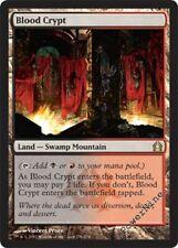 1 PLAYED FOIL Blood Crypt - Land Return to Ravnica Mtg Magic Rare 1x x1
