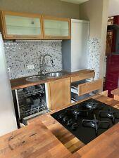 Einbauküche mit Geräten zum Selberausbauen und Abholen