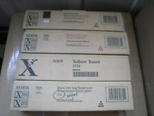 4 GENUINE Xerox DocuColor 5750 DocuColor Office 6 Series 5750 006R90860 6R90861