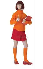 Velma scooby doo film tv movie fancy dress costume outfit taille 12 P9231
