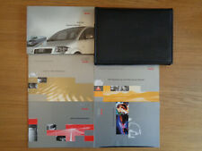 Audi A2 Owners Handbook Manual and Pack 00-05