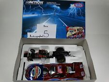 Action 2005 Robert Hight NHRA Rookie Signed Mustang 1:24 Scale Diecast Funny Car