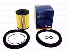 Mini Cooper R50 R52 Gas Fuel Filter Kit with Gaskets & Seals VAICO GERMANY