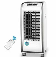 Mobile Klimaanlage 4in1 Klimagerät Kühlen Heizen Ventilator Klima B-W gebr.