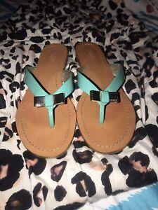 Authentic Coach Sandals - size 8