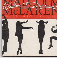 Malcolm McLaren-Waltz Darling 3 inch cd maxi single