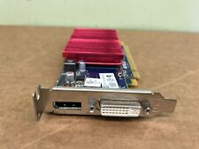 Dell Optiplex SFF SLIM 755 760 780 360 380 1GB Video Card W/DVI + DisplayPort