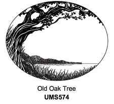 Creative Expressions Stamps to Die For - Old Oak Tree