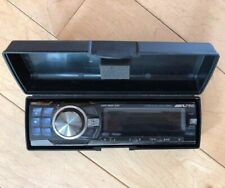 ALPINE CDA-9884 Faceplate. CD Reciever Mp3 / Wma / Aac Player HD Radio