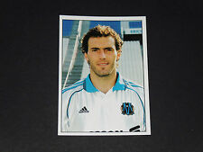 N°19 LAURENT BLANC OLYMPIQUE MARSEILLE OM FOOTBALL PANINI 1899-1999 100 ANS