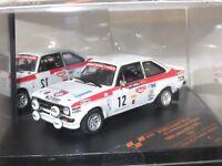 1/43 Ford Escort Mk2 RS1800 COLT racing  1000 Lakes Rally Finland 1976 Airikkala