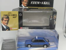 CORGI JAMES BOND SECRET AGENT 007 RENAULT 11 TAXI 'A VIEW TO A KILL'  CC04801