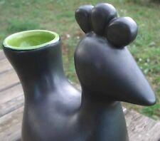 -Vase Sculpture Design Céramique Zoomorphe 1950's-1960's