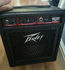 Peavey Micro Bass Amp - 20 watt