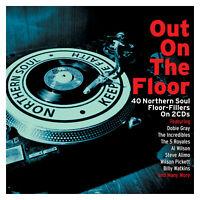 OUT ON THE FLOOR - ETTA JAMES SOLOMON BURKE DOBIE GRAY SQUIRES - 2 CDS - NEW!!