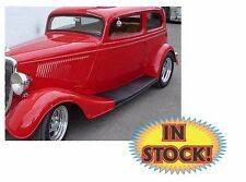 1933-34 Ford Running Board Covers Vintique - 40-16450/1