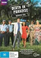 Death In Paradise Series - Season 6 : NEW DVD