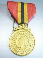 I.13M) Médaille Commémorative belge Royaume de Belgique belgian medal n°1