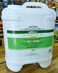Glyphosate 360g/L Weed Killer & Herbicide 20L Pro Strength Glypho