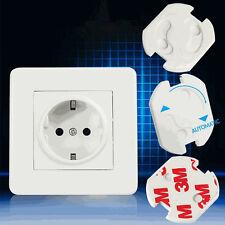 10X Protection Couvre Cover Cache Prise Electrique Pour Bébé Enfant Securité NF