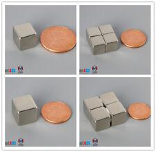 N52 95mm 127mm 38 12 Cube Tool Crafts Rare Earth Neodymium Block Magnets
