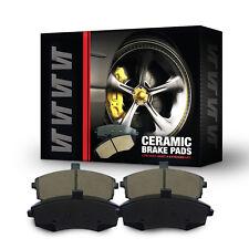 V-Trust Premuim Quality Ceramic Brake Pads -FRONT -VTD866