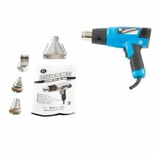 Gun550c Silverline 127.655 FAI da te 2000w di calore