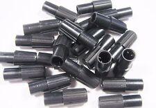 10 x Drehknopf Knopf 6mm abgeflachte Achse #13M43#