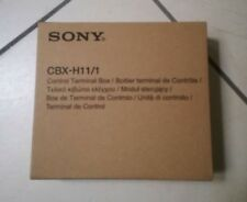 NEW SONY CBX-H11/1 Control Terminal Box  Remote management adapter RS-232C HDMI