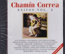 Chamin Correa Exitos Vol 2 CD New Nuevo Sealed